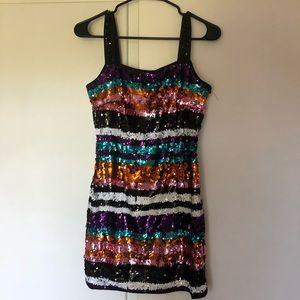Fashion Nova sequin dress 🎉
